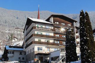 Hotel Alpenhotel Oetz Außenaufnahme