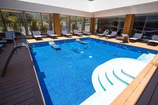 Hotel Costa Verde Hallenbad