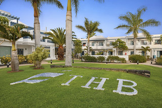 Hotel THB Tropical Island Garten
