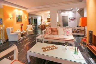 Hotel Mandraki Village Lounge/Empfang