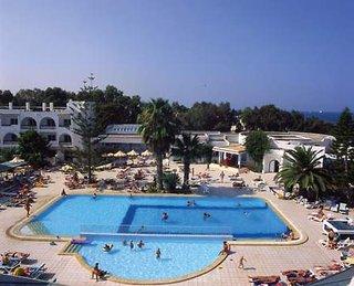 Hotel Abou Sofiane Außenaufnahme
