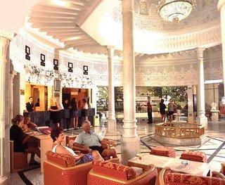 Hotel Abou Sofiane Lounge/Empfang