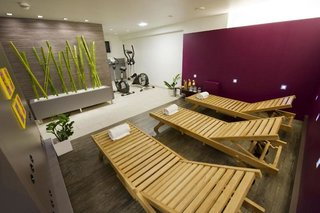 Hotel NH Salzburg City Wellness