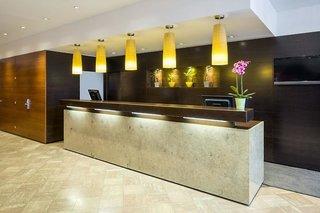 Hotel NH Salzburg City Lounge/Empfang