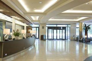 Hotel Steigenberger Airport Hotel Frankfurt Lounge/Empfang