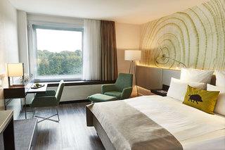 Hotel Steigenberger Airport Hotel Frankfurt Wohnbeispiel