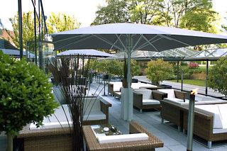 Hotel Steigenberger Airport Hotel Frankfurt Terasse