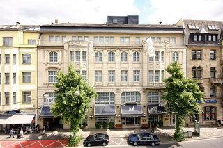 Hotel Leonardo Boutique Hotel Düsseldorf Außenaufnahme