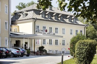 Hotel Arcotel Castellani Salzburg Außenaufnahme