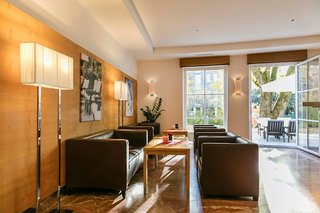 Hotel Arcotel Castellani Salzburg Lounge/Empfang