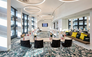 Hotel Arcotel Donauzentrum Konferenzraum