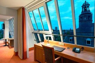 Hotel NH Amsterdam Museum Quarter Wohnbeispiel