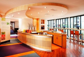 Hotel NH Amsterdam Museum Quarter Restaurant