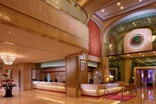 Hotel Crowne Plaza Dubai Hotel Lounge/Empfang