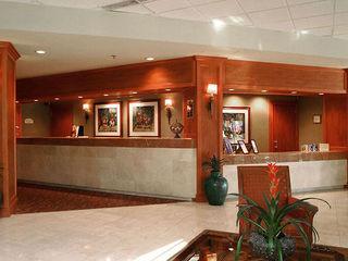 Hotel Crowne Plaza Miami International Airport Lounge/Empfang