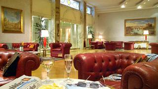 Hotel Best Western Plus Hotel Universo Lounge/Empfang