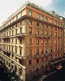 Hotel Best Western Plus Hotel Universo Außenaufnahme