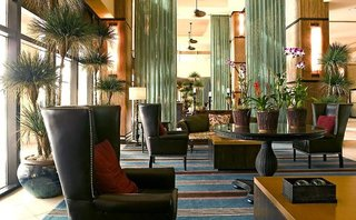 Hotel Doubletree Hotel & Miami Airport Convention Center Lounge/Empfang