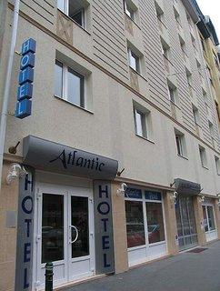 Hotel Atlantic Außenaufnahme
