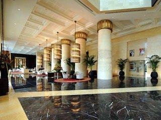 Hotel Raffles Dubai Lounge/Empfang