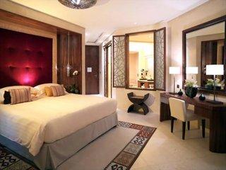 Hotel Raffles Dubai Wohnbeispiel