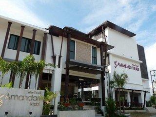 Hotel Apasari Krabi Außenaufnahme