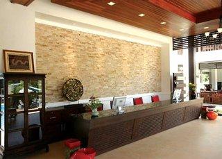 Hotel Apasari Krabi Lounge/Empfang