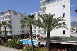 Hotel Remi Außenaufnahme