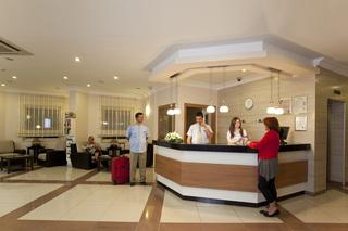 Hotel Remi Lounge/Empfang