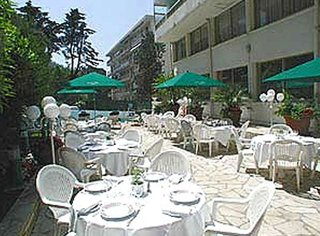 Hotel Cannes Palace Terasse