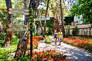 Hotel Kemer Holiday Club Garten
