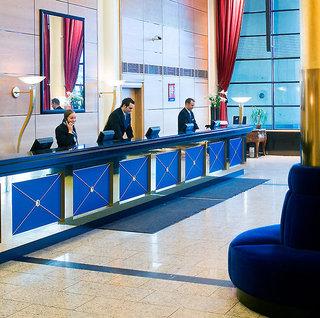 Hotel Thon Hotel Opera Lounge/Empfang
