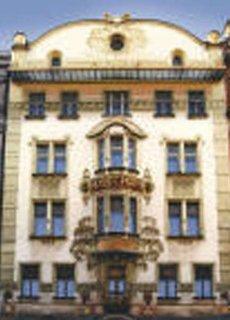 Hotel Central Hotel Prague Außenaufnahme