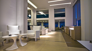 Hotel Astron Lounge/Empfang