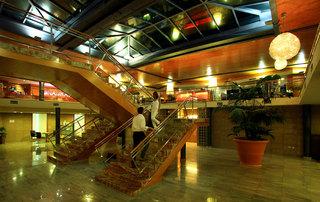 Hotel Aqua Onabrava & Spa Lounge/Empfang