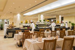 Hotel Concorde Moreen Beach Resort & Spa Restaurant
