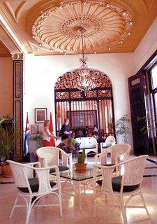 Hotel Gran Caribe Inglaterra Lounge/Empfang