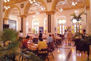 Hotel Gran Caribe Inglaterra Restaurant
