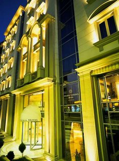 Hotel Stratos Vassilikos Außenaufnahme