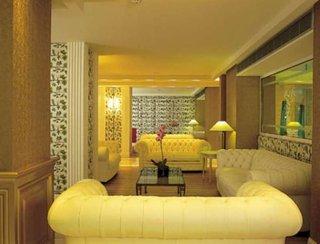 Hotel Stratos Vassilikos Lounge/Empfang