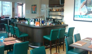 Hotel Airporthotel Berlin-Adlershof Bar