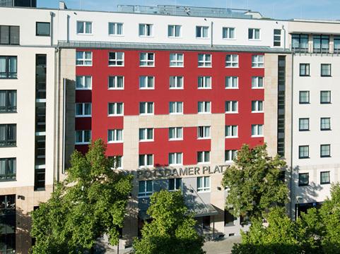 NH Berlin Potsdamer Platz