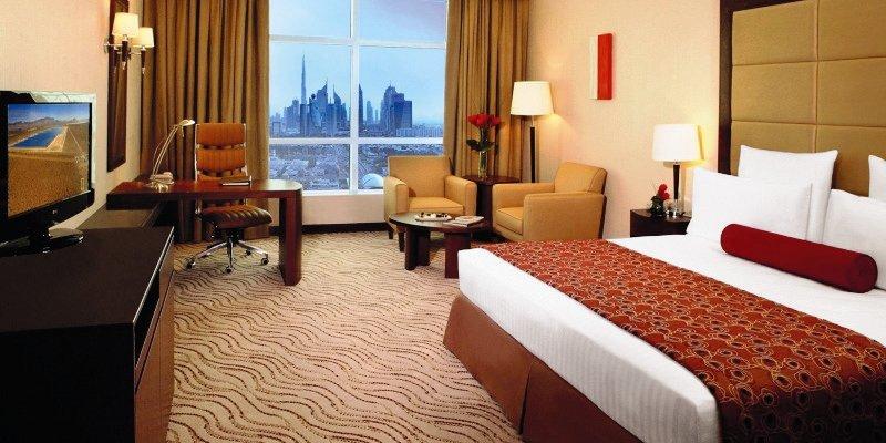 Dubai ab 462 € 1