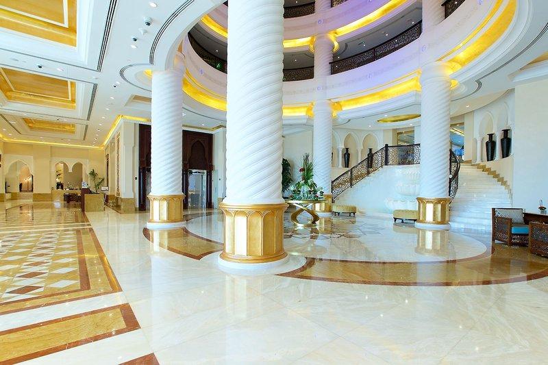 5* Traumhotel Marjan Island Resort in Ras Al Khaimah
