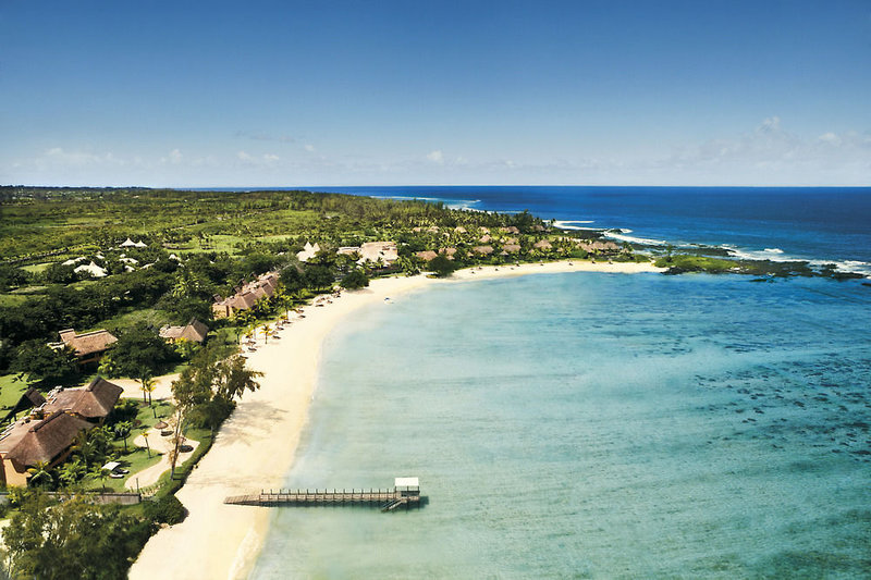 Die Perle des Indischen Ozeans Shanti Maurice Resort & Spa