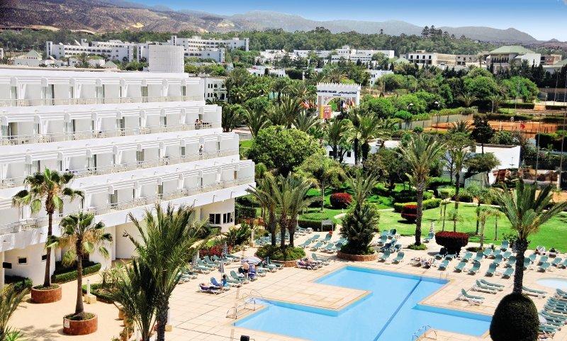 Marokko Hotel LABRANDA Amadil Beach
