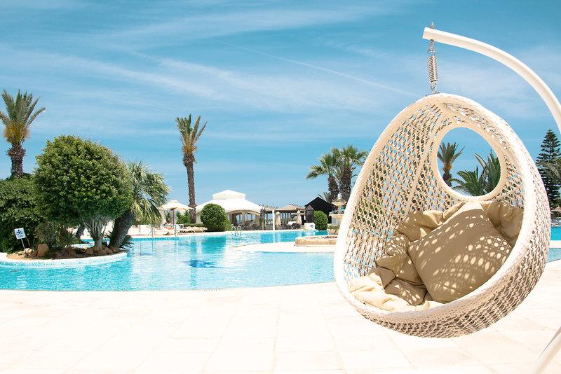 Tip Top Tunesien Urlaub im 4,5* lti Bellevue Park