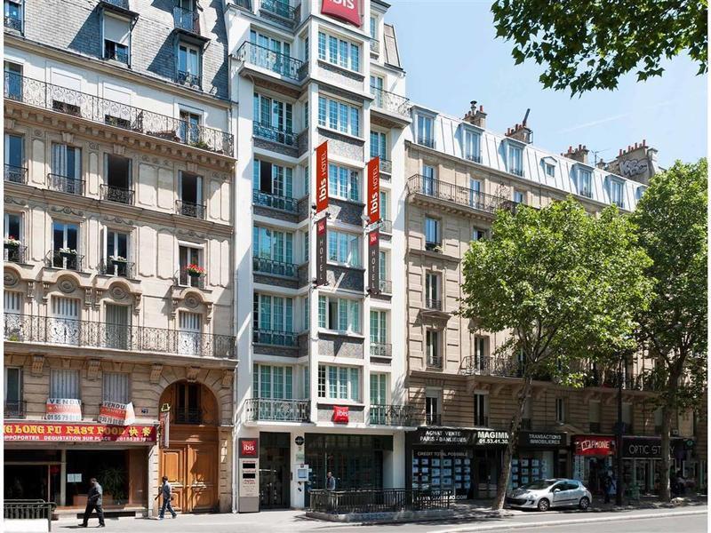 Paris Schnäppchen Ibis Hotel Orano Montmartre