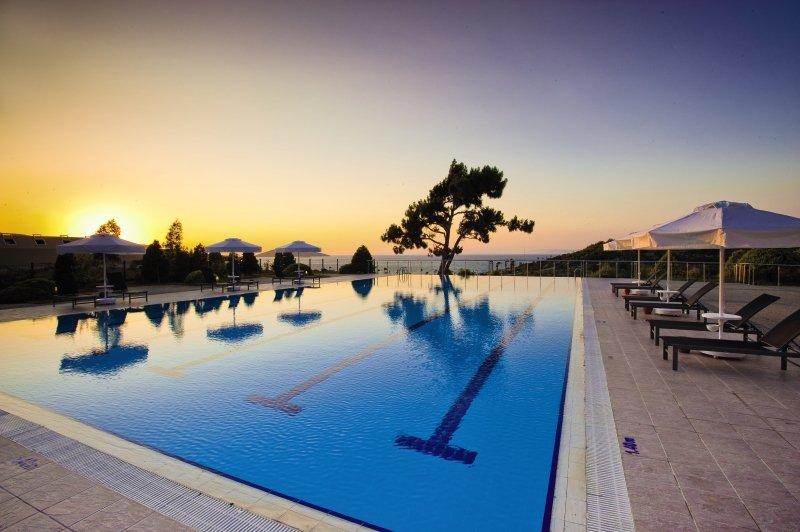 Luxus & All Inclusive im Hilton Bodrum Türkbükü