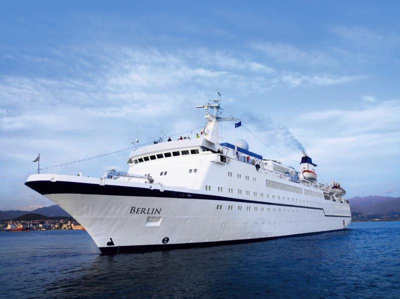 MS Berlin - SELECT Karibik Kreuzfahrt & LABRANDA Varaderooder Roc Arenas Doradas